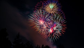 Weekly Photography Challenge – Fireworks