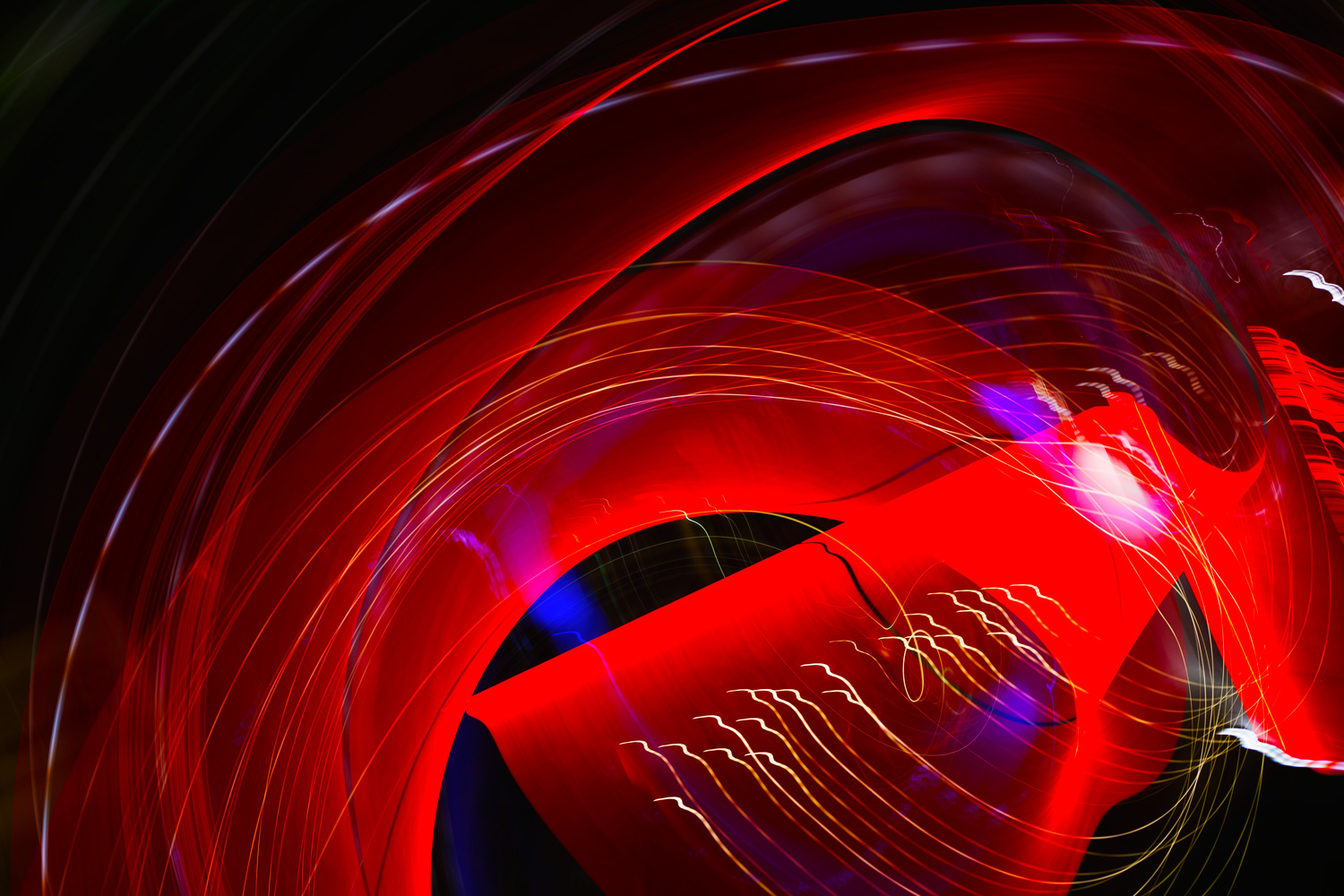 Abstract Photography: Four Ways To Create Abstract Light Trail