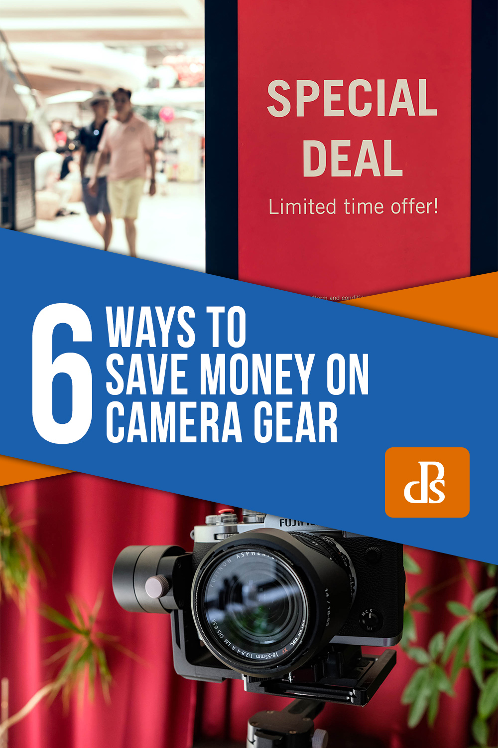 6 ways to save money on camera gear