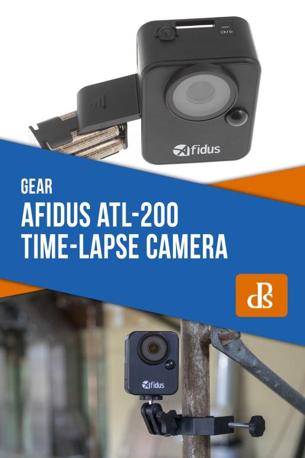 Gear: AFIDUS ATL-200 Time-Lapse Camera Introduction