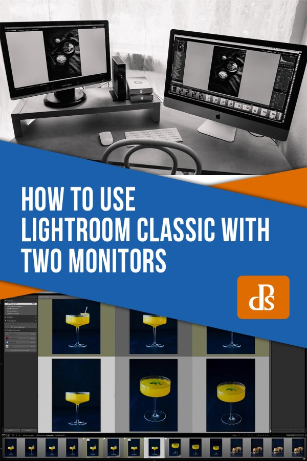 How To Use Lightroom Classic With Two Monitors