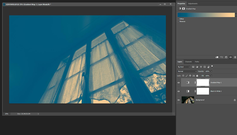 Duotones in Photoshop CC.