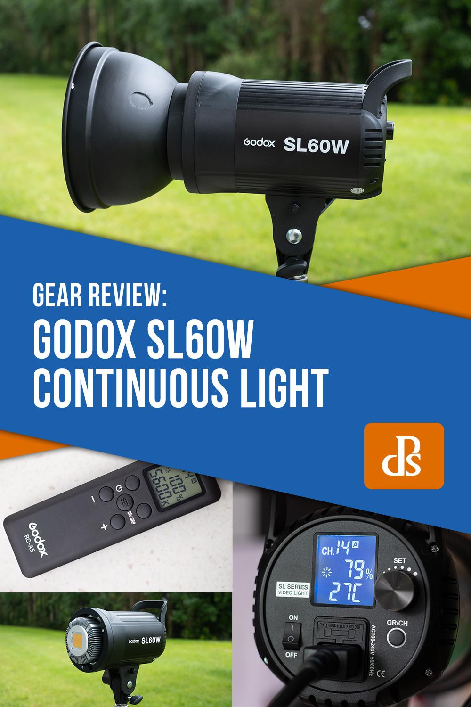 Godox SL60W Continuous Light