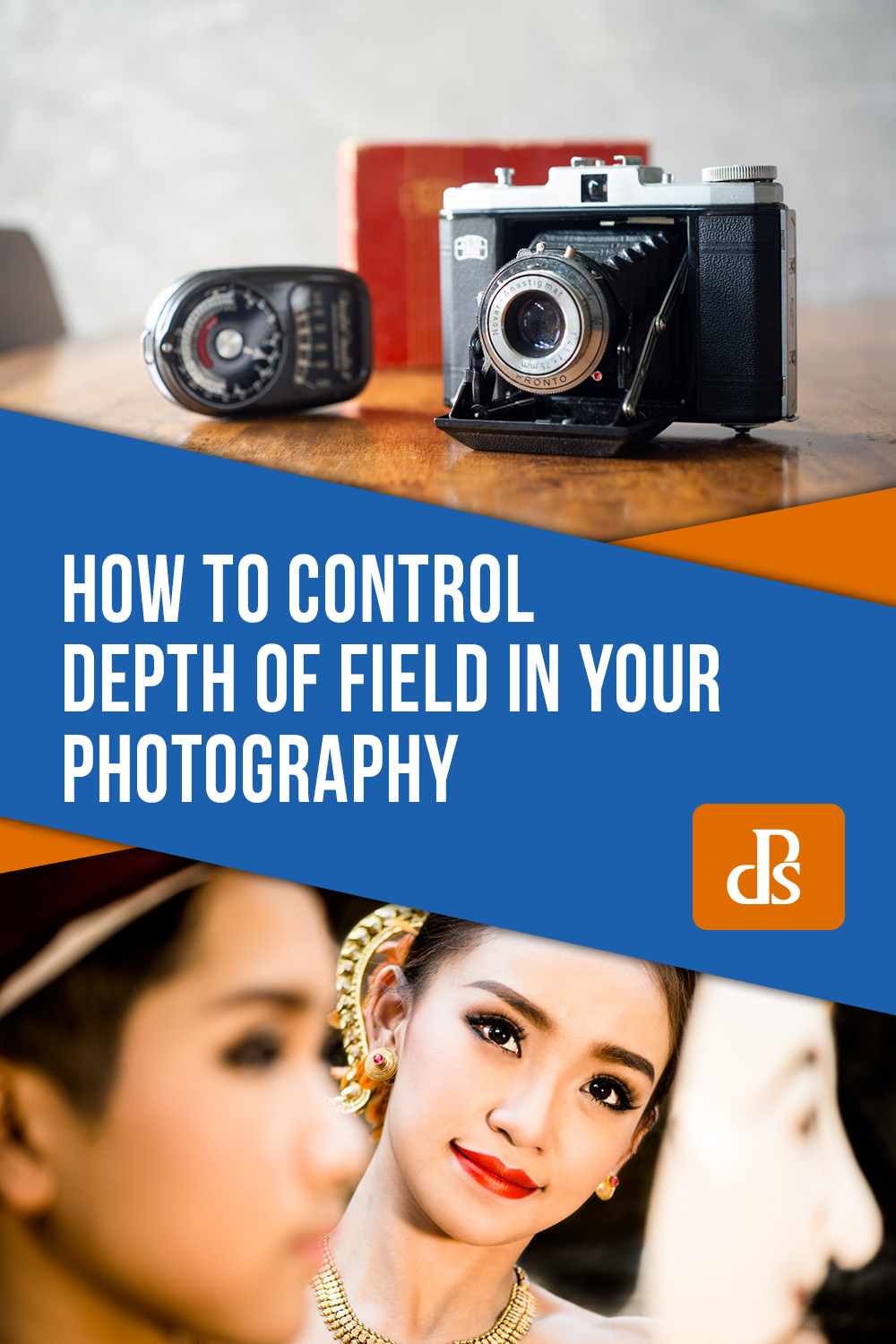 control depth of field in photography