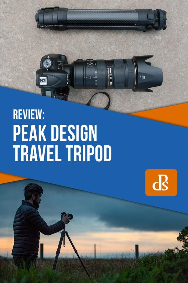 Peak Design Travel Tripod Review