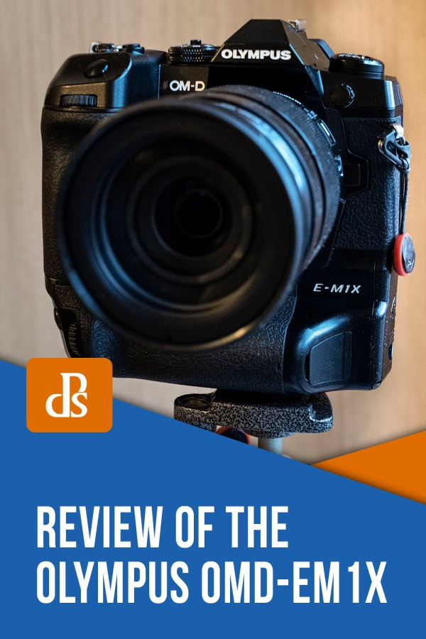 Real-World Review of the Olympus OMD-EM1X