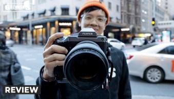 Fujifilm GFX100 Camera Review [video]