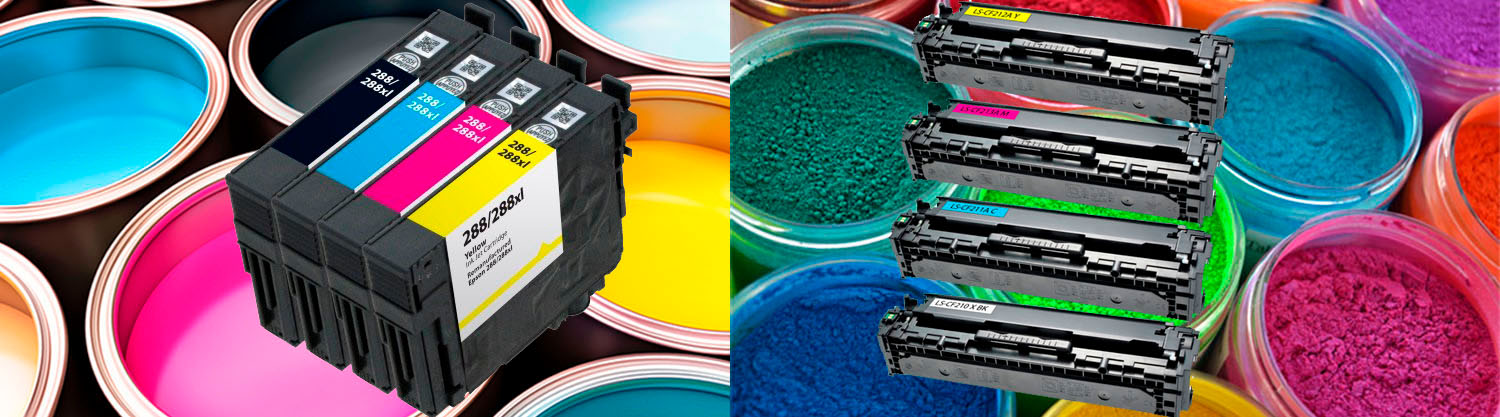 Image: Colorants is the word that encompasses all color distribution, including solid and liquid ink...
