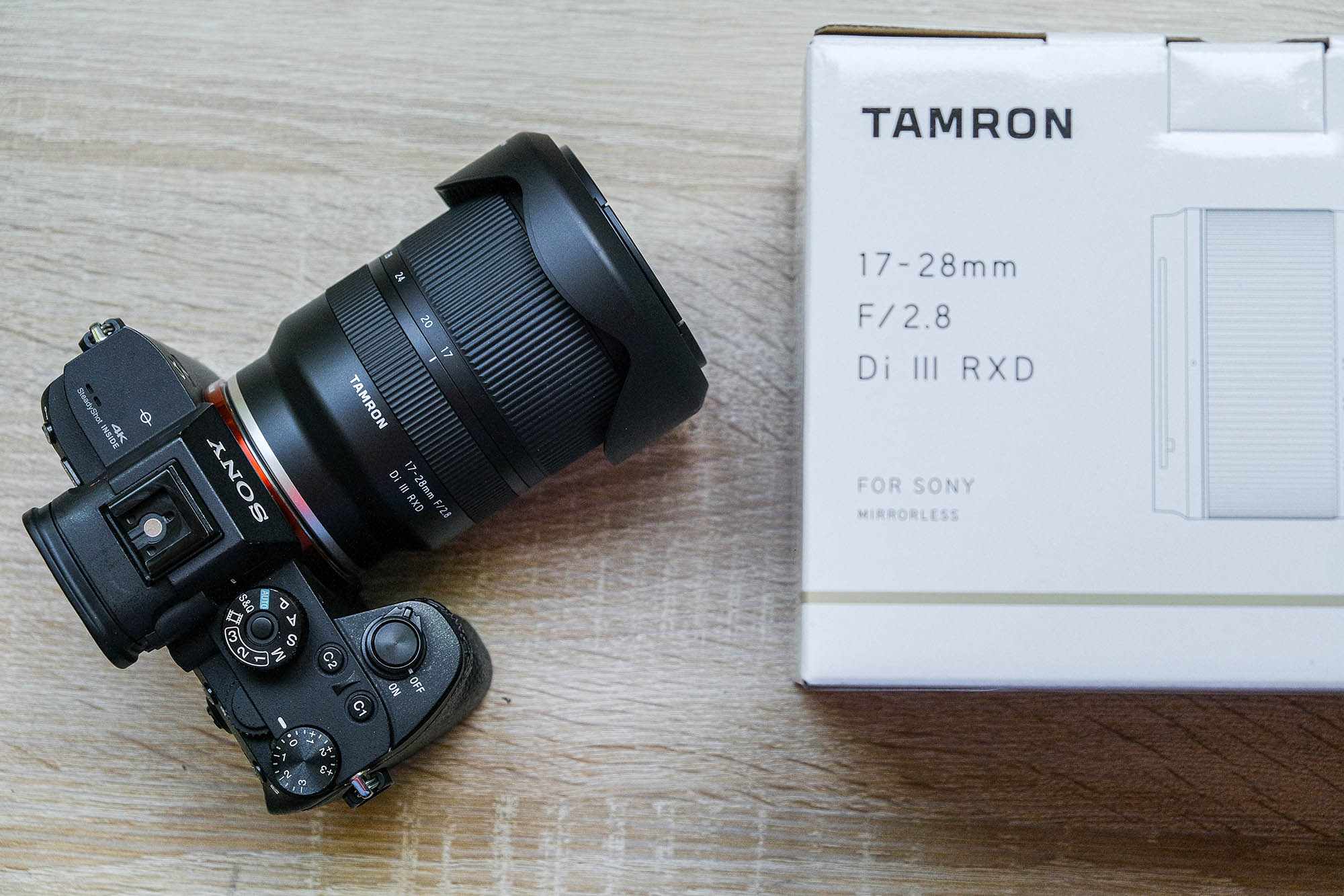 Thoughts and a Field Test: The Tamron 17-28mm f/2 8 Lens for