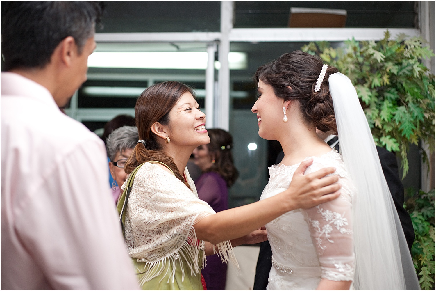 Image: Often, second shooters get the candid photos during a wedding event, like this one above.