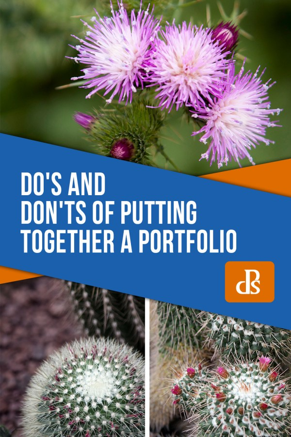 Do's and Don'ts of Putting Together a Photography Portfolio