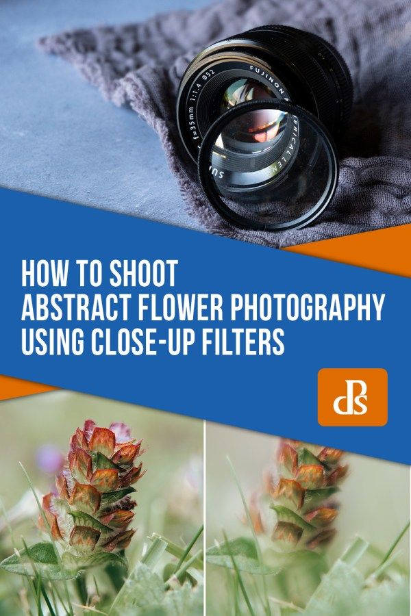 How to Shoot Abstract Flower Photography using Close-Up Filters