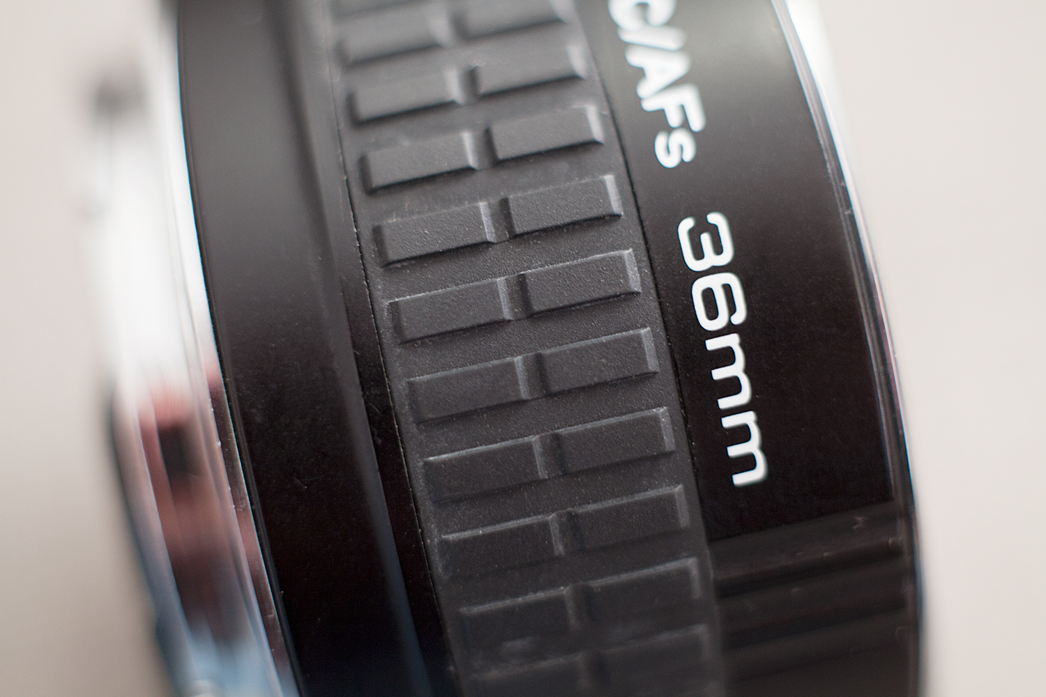 36mm extension tube with grip