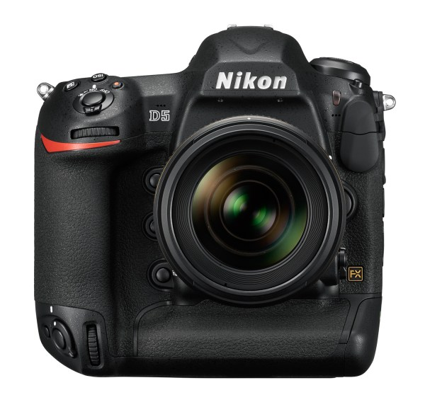 Nikon Announces D6 in the Making, Plus Rumored D6 Specs