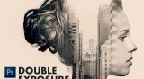 How to Make a Cool Double Exposure Effect Using Photoshop [video]