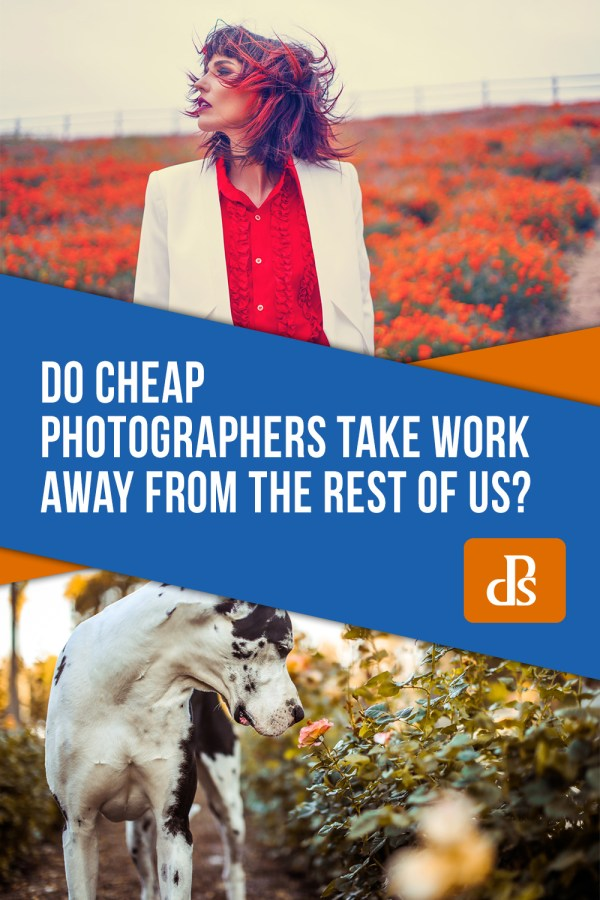 Do Cheap Photographers Take Work Away From the Rest of Us?