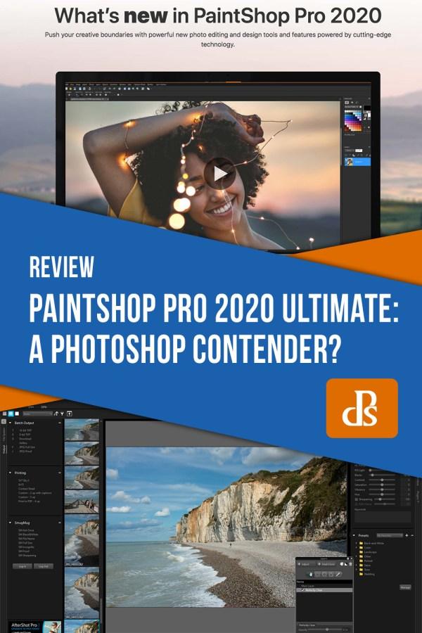 Review of PaintShop Pro 2020 Ultimate: A Photoshop Contender?