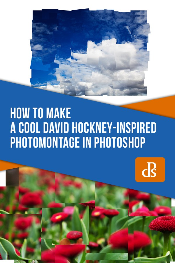 How to Make a Cool David Hockney-Inspired Photomontage in Photoshop