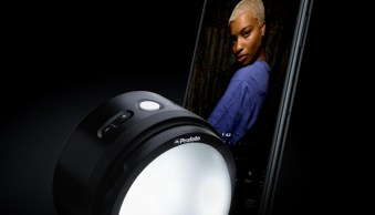 Profoto Launches Two Amazing Lights for Smartphone Photographers