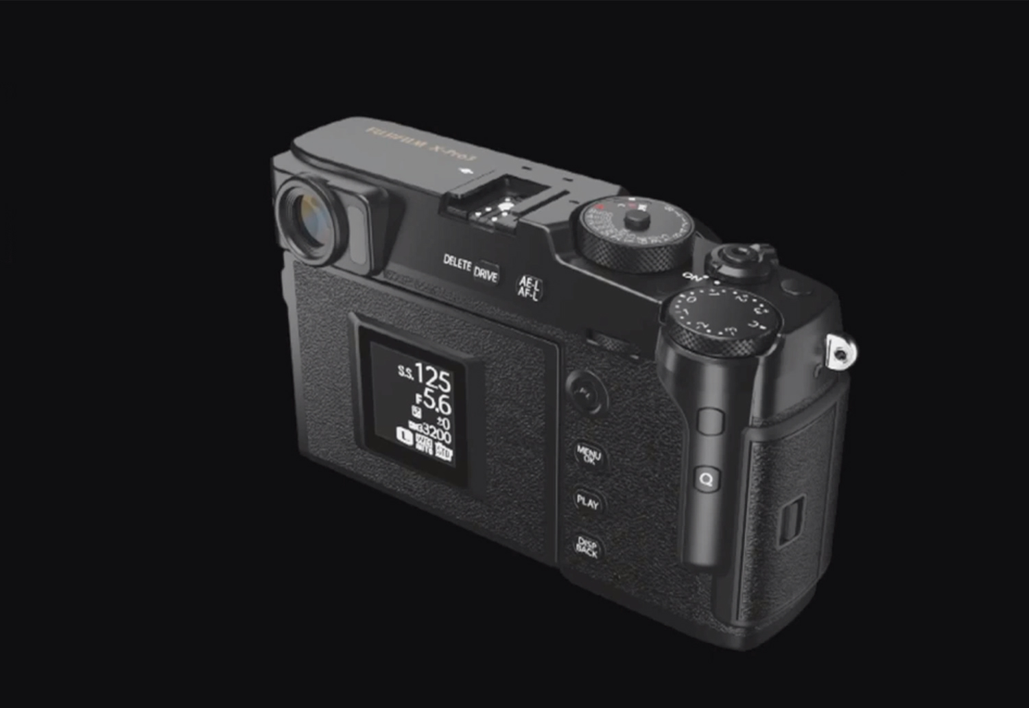 Image: A marvelous innovation or a stupid mistake? Whatever your opinion, the new Fuji X-Pro 3 defin...
