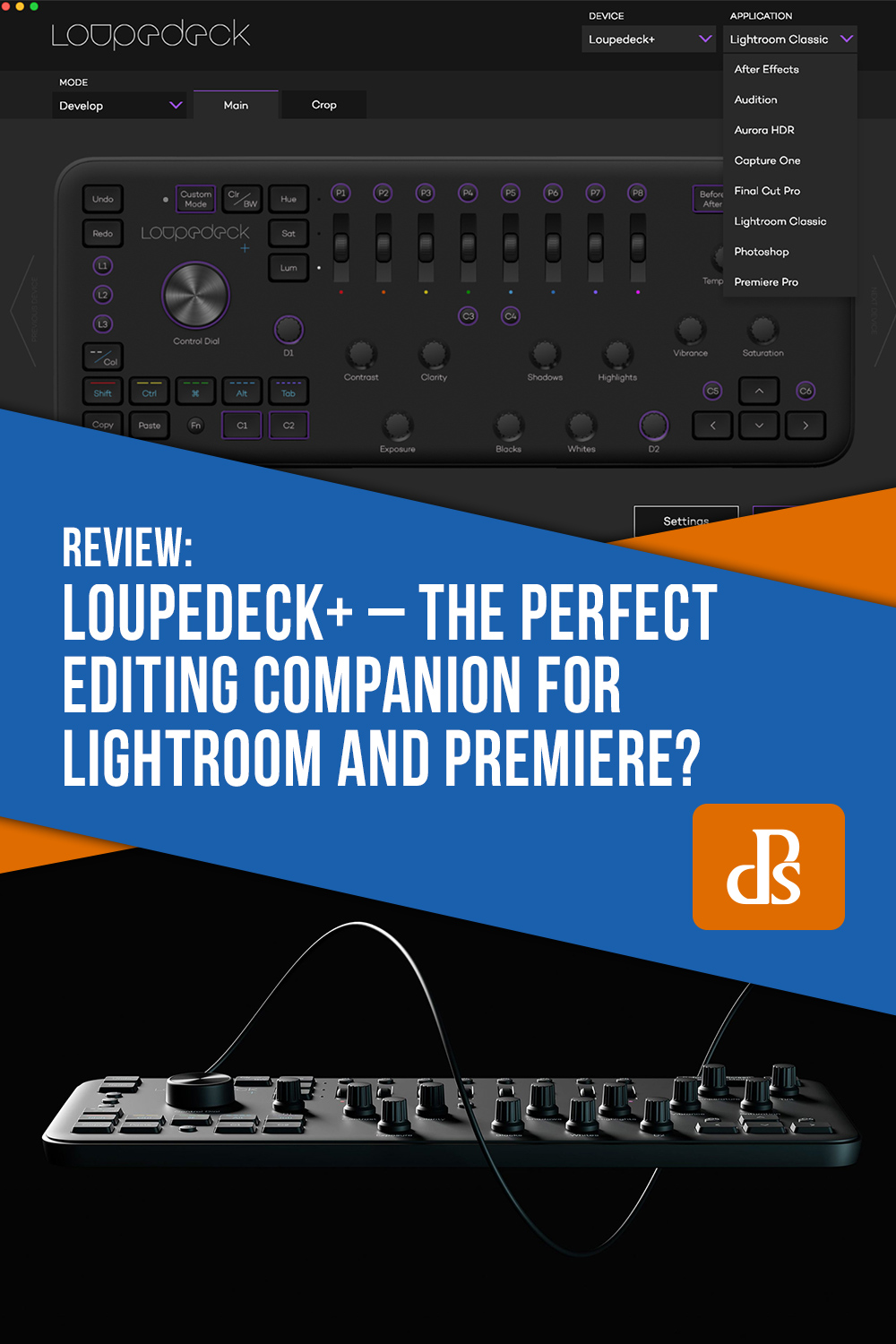 loupedeck+-review