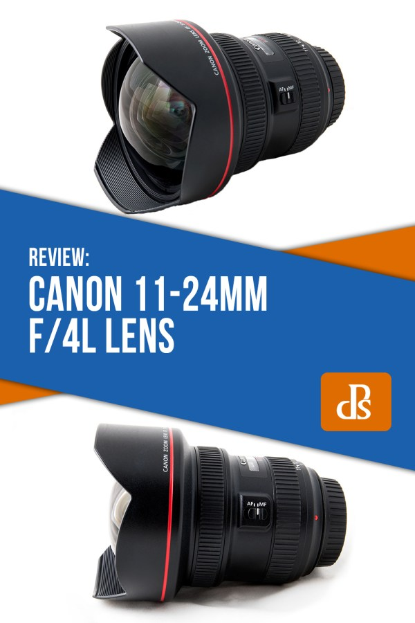 Canon 11-24mm F/4L Lens Review