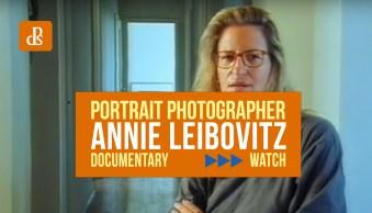 A Classic Annie Leibovitz Documentary