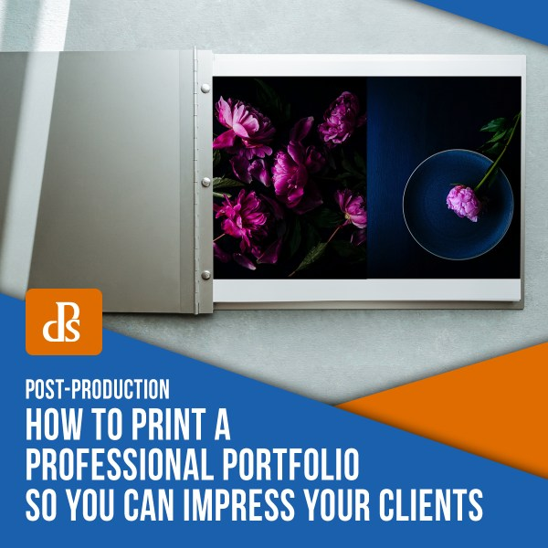 How to Print a Professional Portfolio So You Can Impress Your Clients