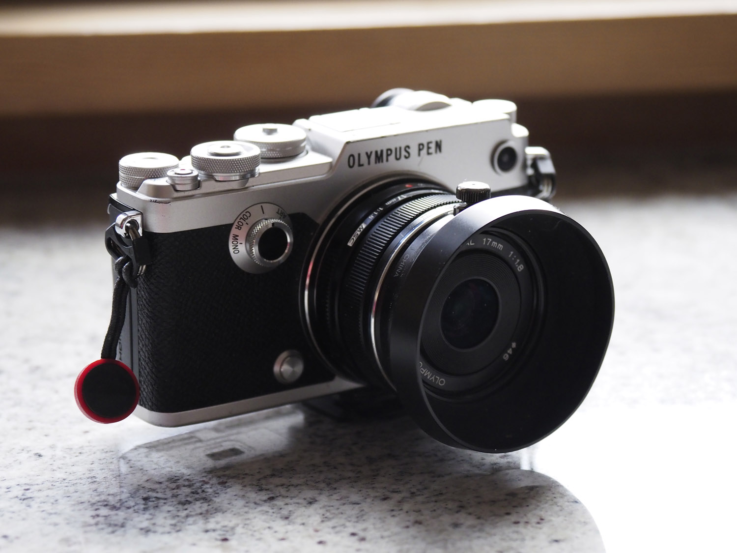 Image: Are MFT cameras dead? The Pen-F Micro 4/3s from Olympus