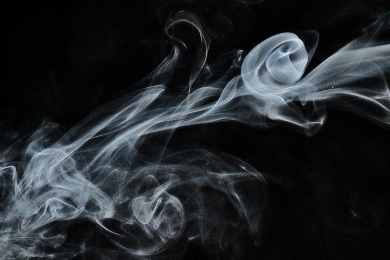 How to Photograph Smoke in a Studio Setting