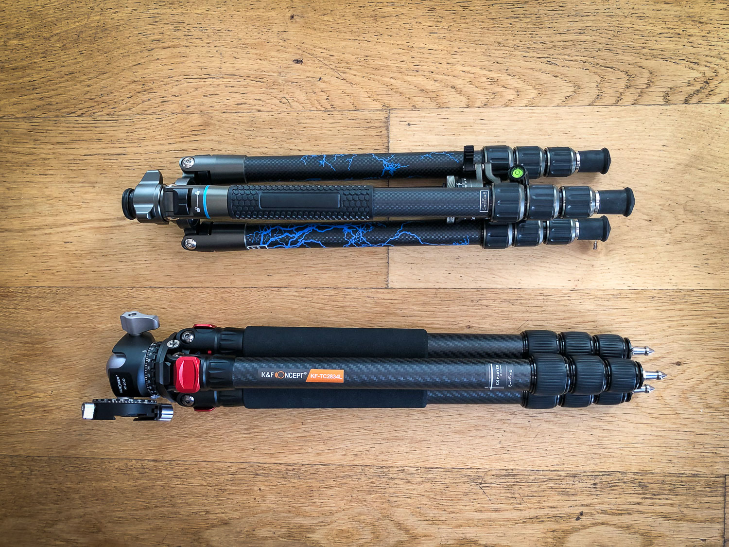 Review: 2 K&F Concept Carbon Tripods Put to the Test