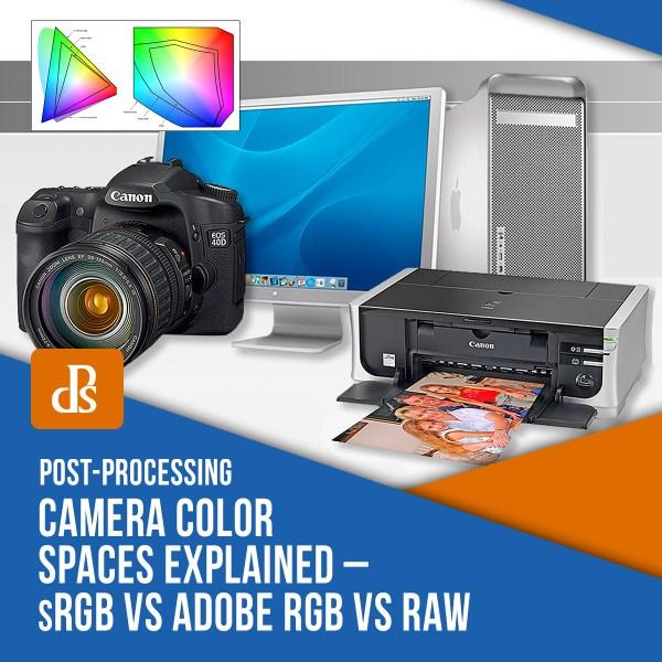 Camera Color Spaces Explained – sRGB vs Adobe RGB vs RAW