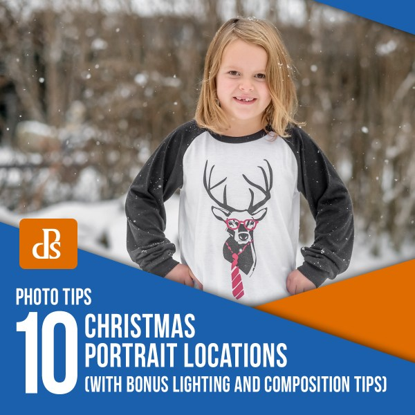 10 Christmas Portrait Locations (with Bonus Lighting and Composition Tips)