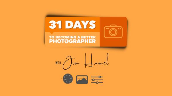31 ימים להפוך לצלם טוב יותר - ייסגר בקרוב!