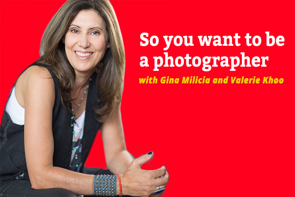 One of the best photography podcast. So You Want to Be a Photographer