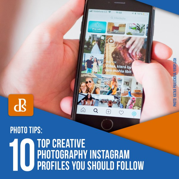 10 Top Creative Photography Instagram Profiles you Should Follow