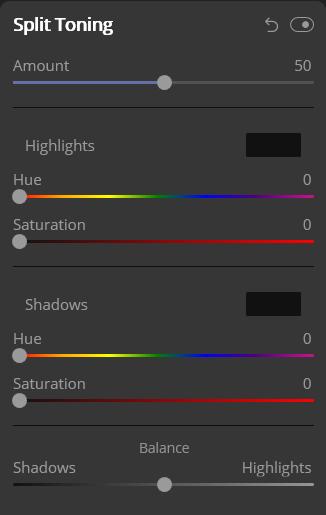 Luminar vs Lightroom luminar split toning
