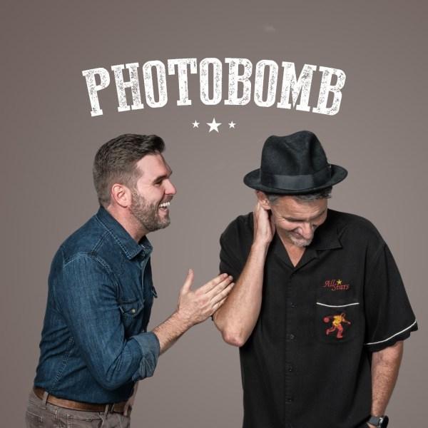 Photobomb Podcast logo