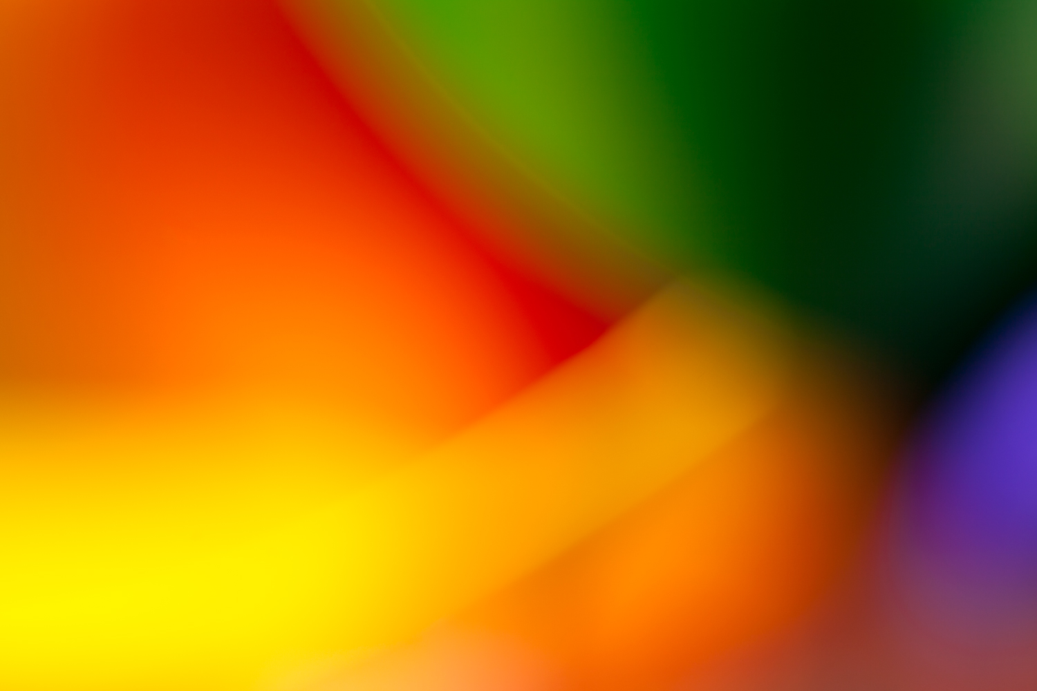 Practicing abstract photography color