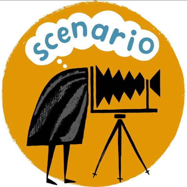 Scenario podcast logo
