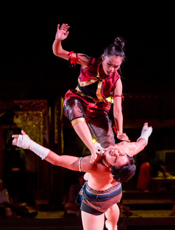 Thai entertainment