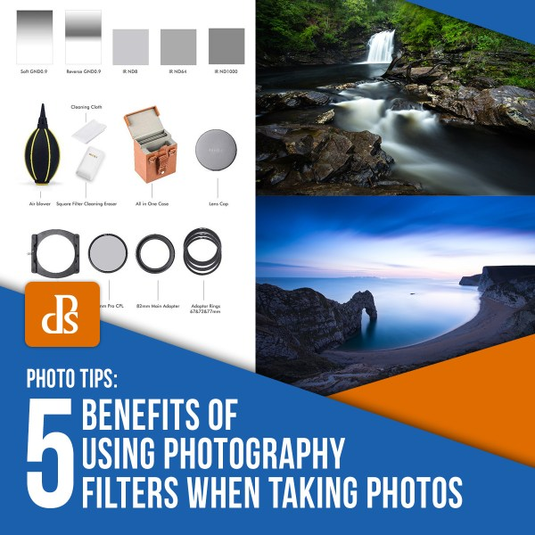 5 Benefits of Using Photography Filters when Taking Photos