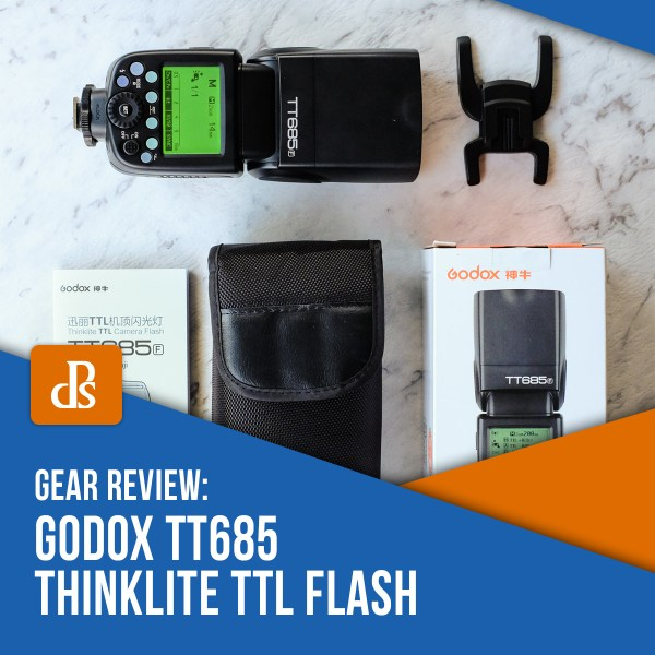 Godox TT685 Thinklite TTL Flash Real-World Review