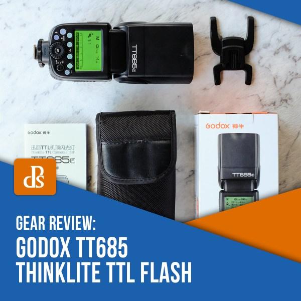 Godox TT685 Thinklite TTL Flash Real-World Review