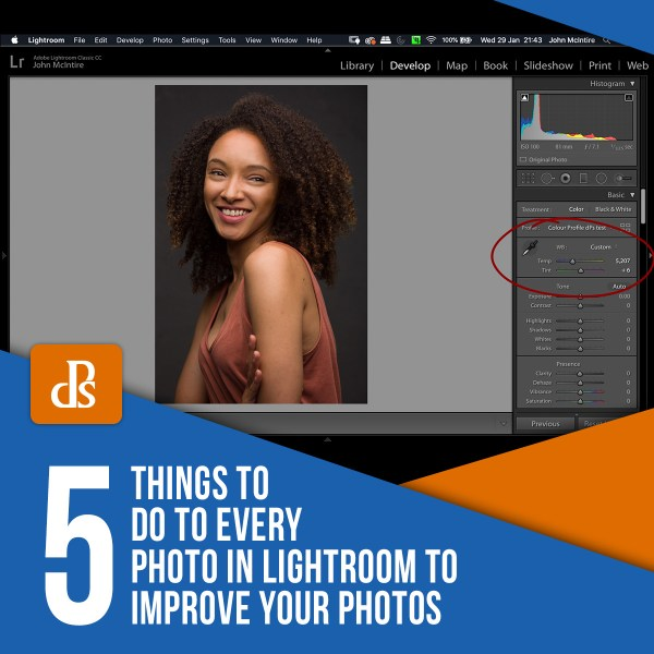5 Things to Do to Every Photo In Lightroom to Improve Your photos