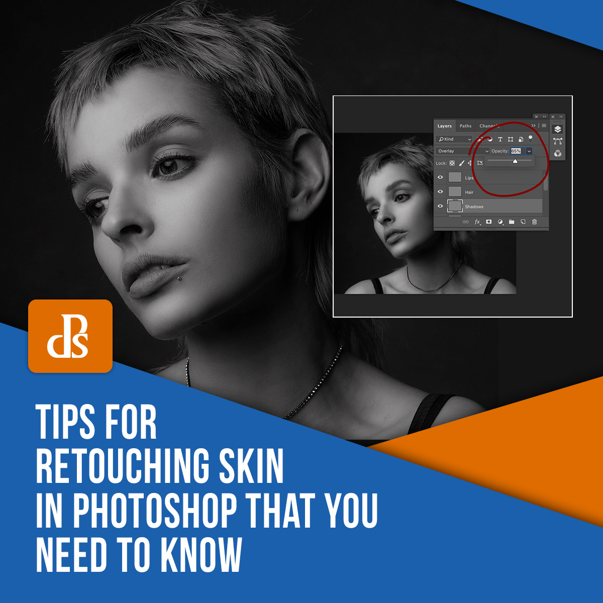 Tips for Retouching Skin in Photoshop That You Need to Know