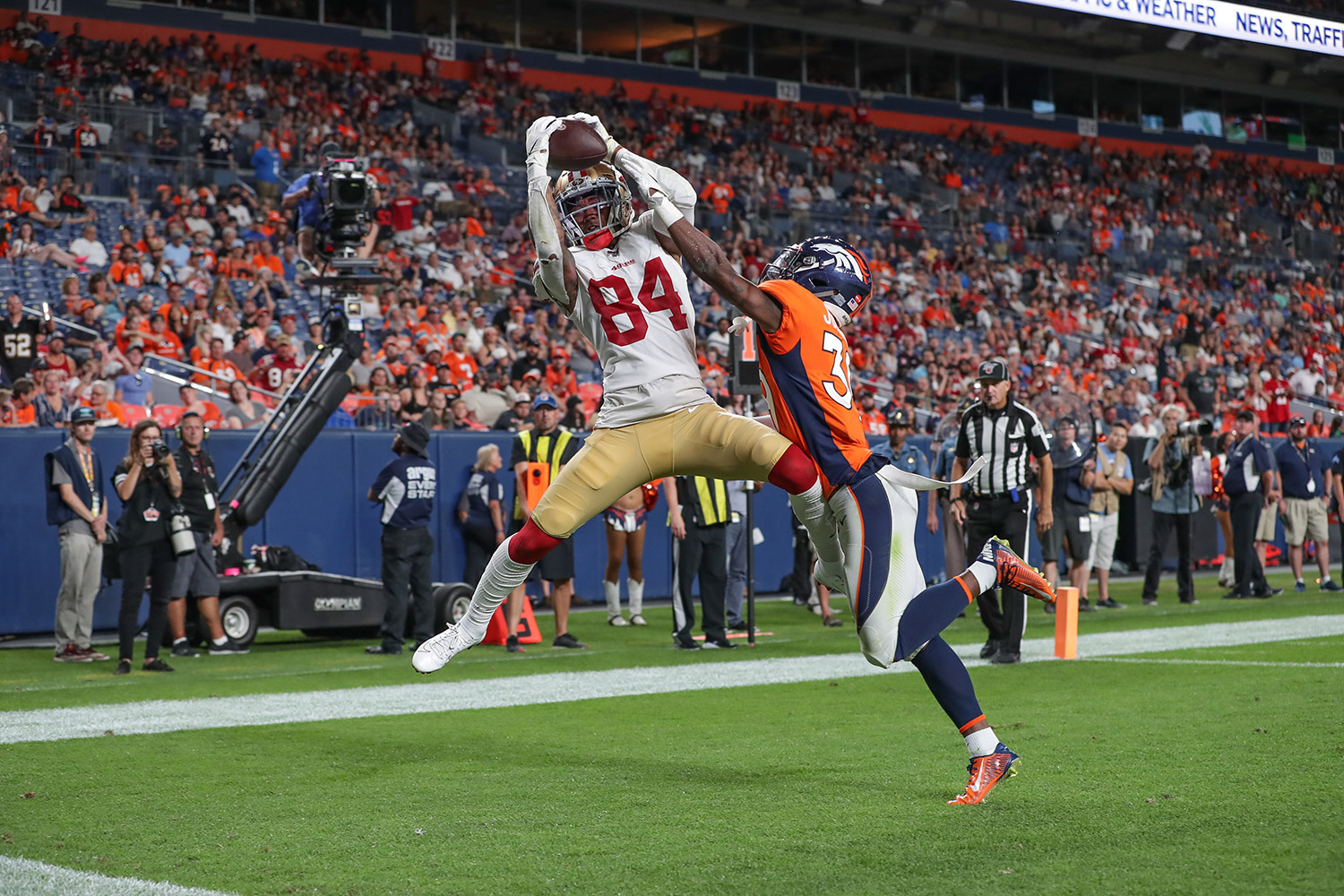Canon Explorers of Light  – Q&A with Photographer Terrell Lloyd - San Fransisco 49ers photo