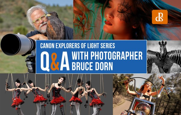 Canon Explorers of Light – Q&A with Photographer Bruce Dorn