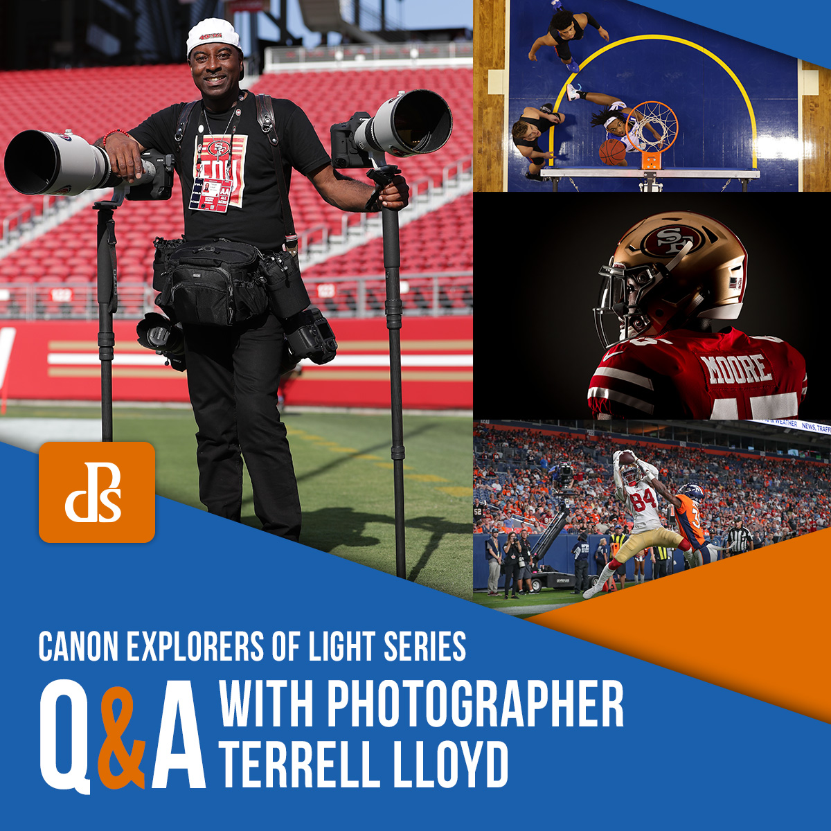 Canon Explorers of Light  – Q&A with Photographer Terrell Lloyd Featured Image