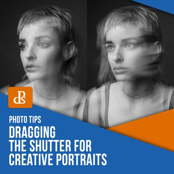 Dragging the Shutter for Creative Portraits